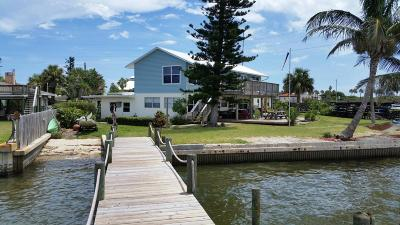 Cocoa Beach Multi Family Home For Sale: 3590-3598 S Atlantic Avenue