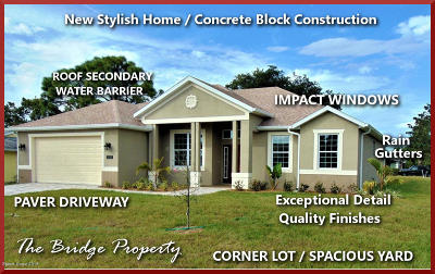 Cocoa Single Family Home For Sale: 5038 Bridge Road