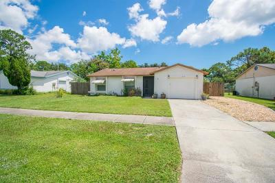 Titusville Single Family Home For Sale: 1675 Privateer Drive