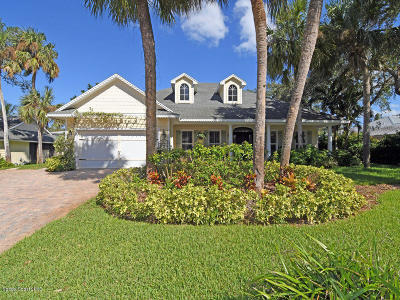 Vero Beach FL Single Family Home For Sale: $717,500