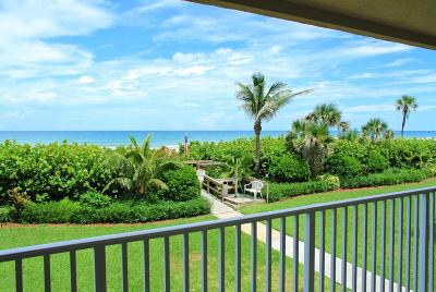 Cocoa Beach Condo For Sale: 1525 S Atlantic Avenue #205