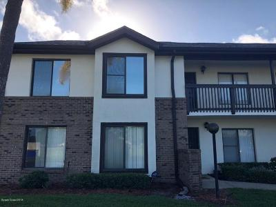 Rockledge Condo For Sale: 1515 Huntington Lane #721