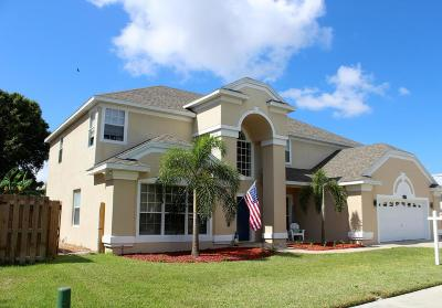 Merritt Island FL Single Family Home For Sale: $472,500