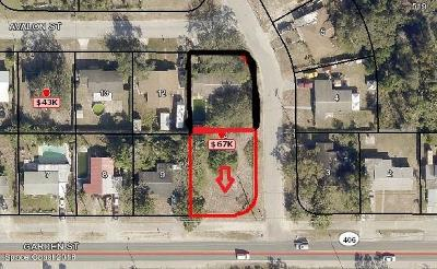 Titusville Residential Lots & Land For Sale: 3805 Garden & Lakeview Street