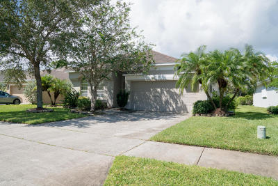 Rockledge Single Family Home For Sale: 1867 Sun Gazer Drive