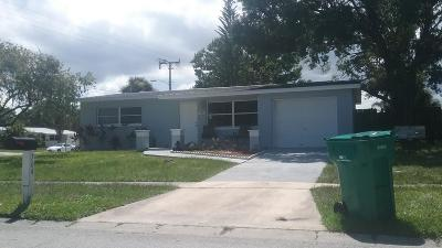 Melbourne FL Single Family Home For Sale: $135,000