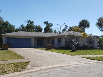 Titusville Single Family Home For Sale: 2655 Henry Court