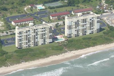 St. Lucie County Condo For Sale: 4200 N A1a N #310