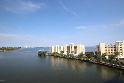 Merritt Island Condo For Sale: 134 Starboard Lane #703