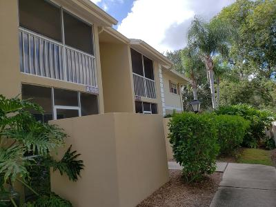 Brevard County Condo For Sale: 1657 Sunny Brook Lane NE #A204