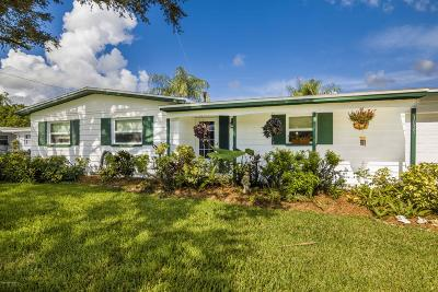 Brevard County Single Family Home For Sale: 1055 La Paloma Drive