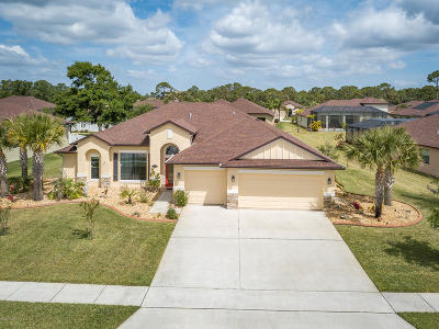 Rockledge Single Family Home For Sale: 1559 Outrigger Circle