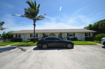Melbourne Beach Multi Family Home For Sale: 5195 S Highway A1a