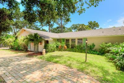 Vero Beach Single Family Home Contingent: 1546 35th Avenue