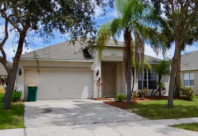 Melbourne Single Family Home For Sale: 4215 Canby Drive
