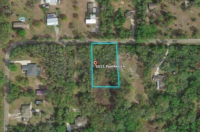 Mims Residential Lots & Land For Sale: 5015 Panther Lane