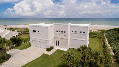 Viera, Melbourne, Melbourne Beach, Indialantic, Satellite Beach, Indian Harbour Beach, Cocoa Beach, Eau Gallie, West Melbourne, Cape Canaveral Single Family Home For Sale: 1611 Atlantic Street