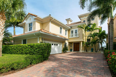 Vero Beach Single Family Home For Sale: 5510 E Harbor Village Drive