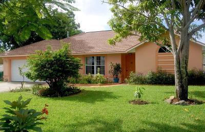 Merritt Island Single Family Home For Sale: 1475 Island Drive