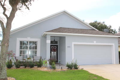 Melbourne Single Family Home For Sale: 3551 Deer Lakes Drive