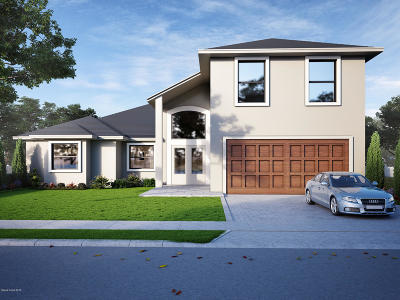 Palm Bay FL Single Family Home For Sale: $254,990