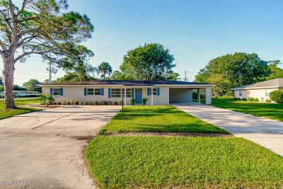 Vero Beach Single Family Home For Sale: 2725 1st Street
