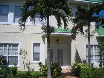 Melbourne Beach Single Family Home For Sale: 7010 S A1a