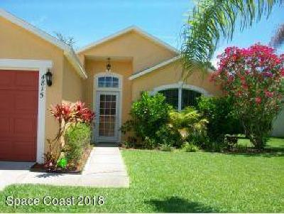 Palm Shores Single Family Home For Sale: 4815 Hidden Creek Road