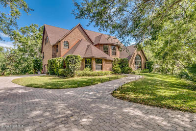 Melbourne Single Family Home For Sale: 3790 Weeping Willow Street