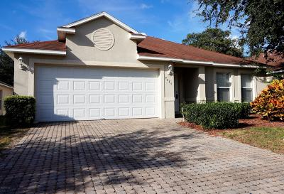 Titusville FL Single Family Home For Sale: $211,500