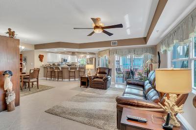 New Smyrna Beach Condo For Sale: 5300 S Atlantic Avenue #10-207