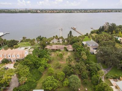 Merritt Island Residential Lots & Land For Sale: 10140 S Tropical Trail