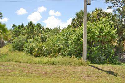 Residential Lots & Land For Sale: 1922 Palm Bay Road NE