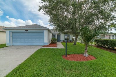 Single Family Home For Sale: 1211 Berryhill Drive