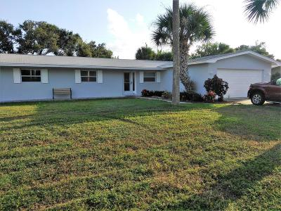 Indialantic Single Family Home For Sale: 503 W Riviera Boulevard