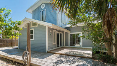 Grant Single Family Home For Sale: 16 Vip Island #A