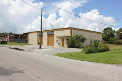 West Melbourne FL Commercial For Sale: $750,000