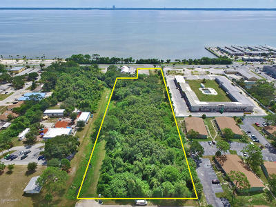 Titusville Residential Lots & Land For Sale: 3788 S Washington Avenue S
