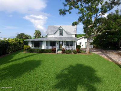 Rockledge Single Family Home For Sale: 1935 Rockledge Drive