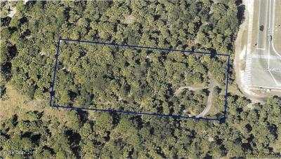 Cocoa Residential Lots & Land For Sale: Not Assigned