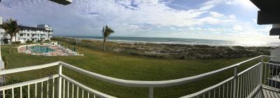 Cocoa Beach Rental For Rent: 2101 S Atlantic Avenue #209
