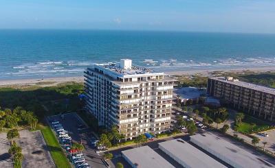 Cocoa Beach Condo For Sale: 2100 N Atlantic Avenue #1009