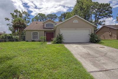 Single Family Home For Sale: 5125 Holden Road