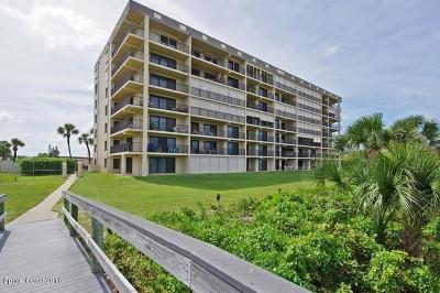 Cocoa Beach Condo For Sale: 3170 N Atlantic Avenue #410