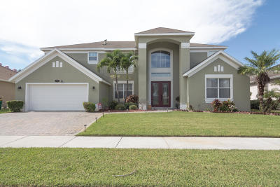 Melbourne Single Family Home For Sale: 4028 Chastain Drive