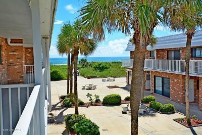 Cocoa Beach Condo For Sale: 5000 Ocean Beach Boulevard #B-7