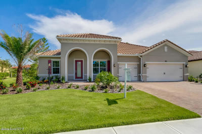 Melbourne Single Family Home For Sale: 1434 Alto Vista Drive