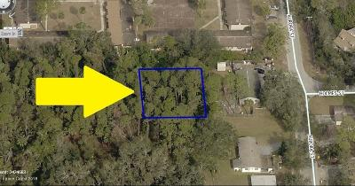 Cocoa Residential Lots & Land For Sale: No Access Yucca Drive Drive