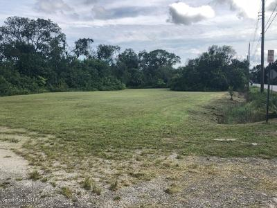 Cocoa Residential Lots & Land For Sale: Road