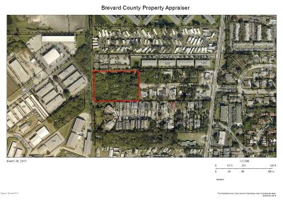 Cape Canaveral Residential Lots & Land For Sale: 143 Oak Lane